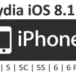 Cydia 8.1.2 for iPhone 4S, 5, 5C, 5S, 6 & 6 Plus