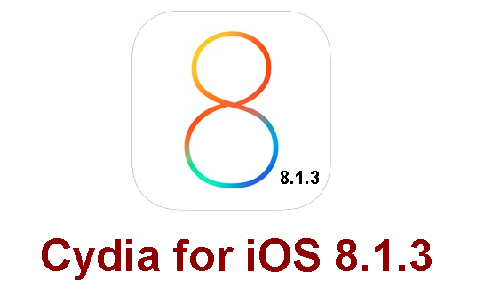Cydia for iOS 8.1.3