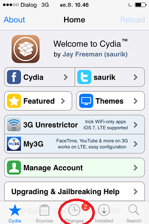 How to download ifile from cydia