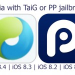 Install Cydia for iOS 8.4 – 8.1.3 [Using TaiG or PP jailbreak]