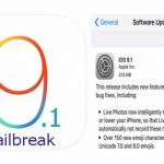 Apple has patched Pangu 9 jailbreak with iOS 9.1 update
