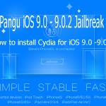 How to Cydia download for iOS 9.0 – 9.0.2 using Pangu 9 jailbreak ? [Windows]