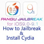 How to jailbreak & Cydia download for iOS 9.1 – 9.0 using Pangu