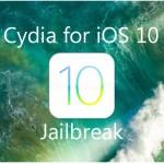 Cydia for iOS 10 – Jailbreak demos by hacker iH8sn0w