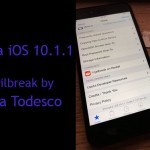 Cydia iOS 10.1.1 – Jailbreak update by Luca Todesco