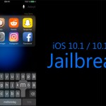 Cydia iOS 10.1 / 10.1.1 – Jailbreak demo