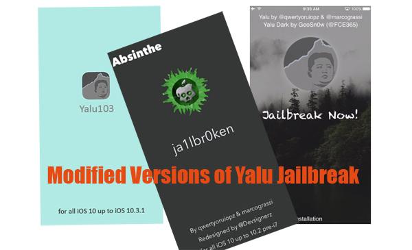 yalu-modify