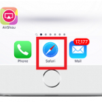 Add cydiainstaller.net to your home screen – Keep in touch with us to download real Cydia