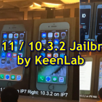 Jailbreak & Cydia Download for iOS 10.3.2 & iOS 11 beta Demoed By KeenLab