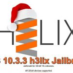 Download iOS 10 -10.3.3 h3lix Jailbreak for 32-bit iPhone, iPad