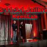 KeenLab demos iOS 11.3.1 Jailbreak with Cydia on iPhone X
