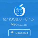 Pangu iOS 8.1 jailbreak for Mac Released.