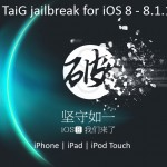 TaiG jailbreak released for iOS 8.1.1