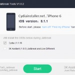 How to install Cydia for iOS 8.0 – 8.1.2 with TaiG jailbreak [Windows]