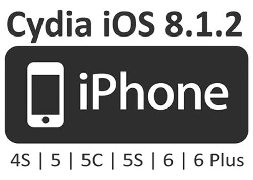 cydia 8.1.2.