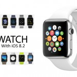 Apple Watch with iOS 8.2