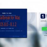 iOS 8.1.2 jailbreak for Mac released with new PP jailbreak.
