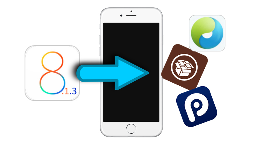 iOS 8.1.3 released with blocked TaiG \u0026 PP jailbreak