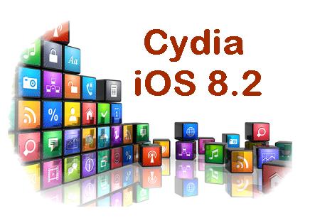 Cydia iOS 8.2