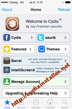 Cydia for you