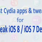Best Cydia apps & tweaks after jailbreak iOS 7 / iOS 8