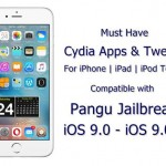Best Cydia apps & tweaks after jailbreak your iDevice [iOS 9.0 – 9.0.2]