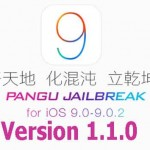 Pangu 1.1.0 released for jailbreak iOS 9.0 – iOS 9.0.2