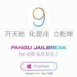 Pangu 9 jailbreak released for iOS 9.0 – 9.0.2 iPhone, iPad, iPod.