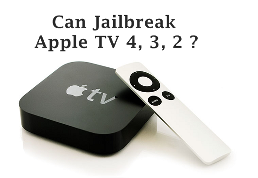 jailbreakAppleTV