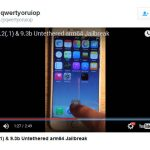 Cydia for iOS 9.2, iOS 9.2.1 & iOS 9.3 demonstrated with untethered jailbreak [Video]