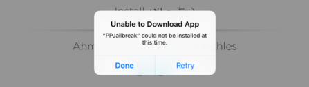 downloadapperror