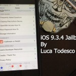 Cydia for iOS 9.3.4 – Jailbreak update by Luca Todesco