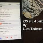 Cydia for iOS 9.3.4 – Jailbreak update by Luca Todesco