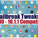 iOS 10 – 10.1.1 Jailbreak Compatible Cydia Apps & Tweaks