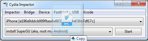 Cydia Impactor – Cydia Installer