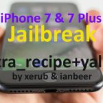 extra_recipe Jailbreak For iPhone 7 & 7 Plus On iOS 10.1.1 Released!