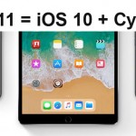 How To Load New iOS 11 Features On iOS 10 With Cydia