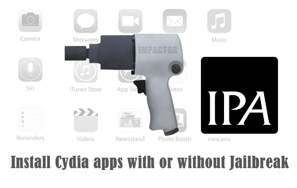 install ipa on jailbroken ios