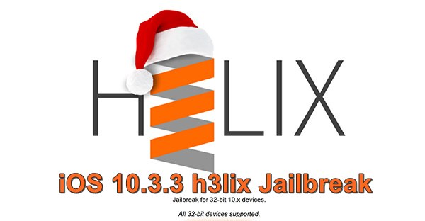 iOS 10 -10 3 3 Jailbreak for 32-bit Devices Released