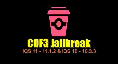 Download Cydia iOS 11 - 11 1 2 & iOS 10 - 10 3 3 using C0F3