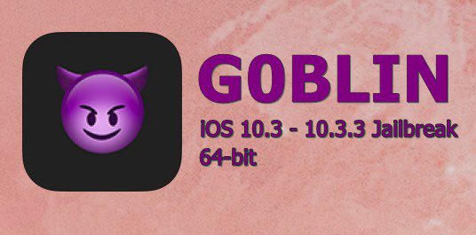 Download Cydia iOS 10 3 - 10 3 3 (64-bit) Using Goblin Jailbreak