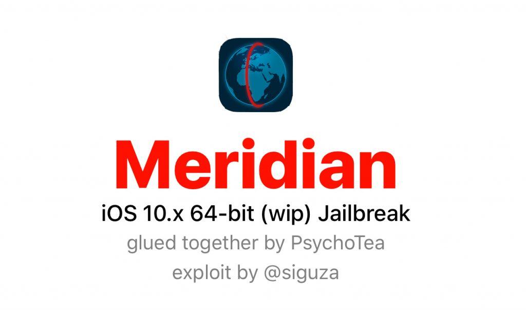 Cydia download iOS 10 - 10 3 3 (64-bit) using Meridian Jailbreak