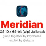 Cydia download iOS 10 – 10.3.3 (64-bit) using Meridian Jailbreak