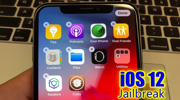 iOS 12 Jailbreak (Untethered) With Cydia Demoed By Pandora