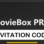 How to get MovieBox Pro invitation code for Android & iOS  ?
